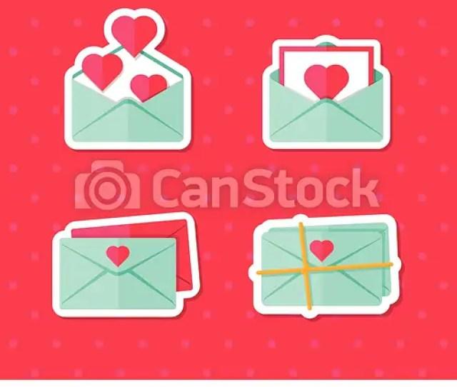 Happy Valentine Day Icons Csp