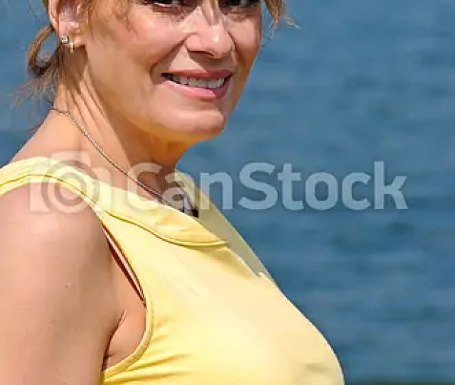Attractive Mature Woman Csp4539485