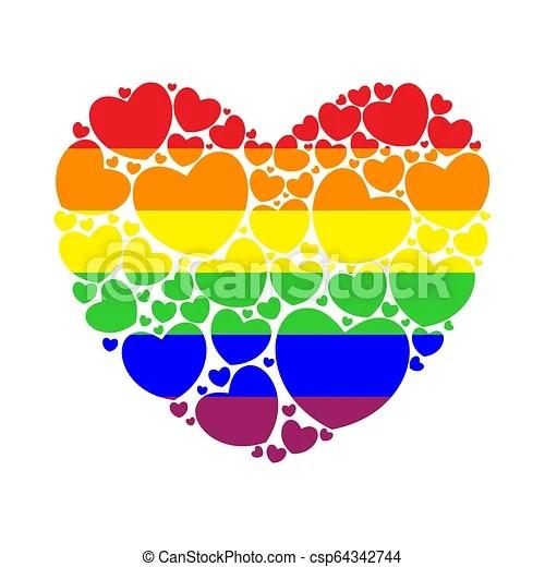hearts colors # 4