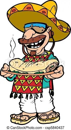 Image result for burrito sombrero