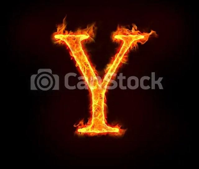 Fire Alphabets Y Csp6967703