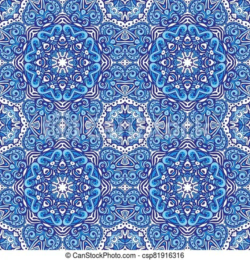 https www canstockphoto com gorgeous seamless arabesque pattern from 81916316 html