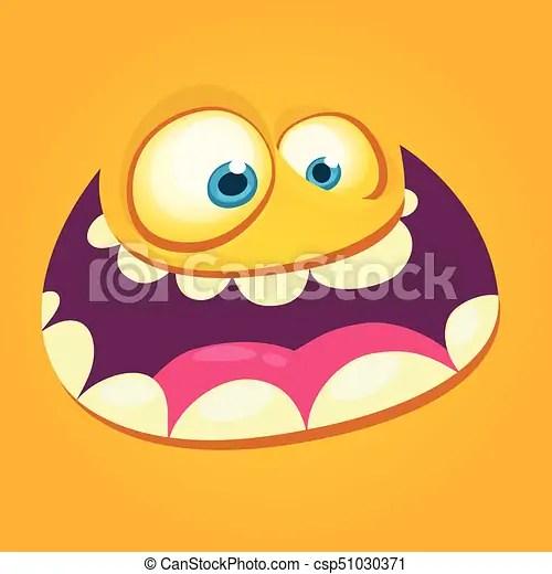 Halloween Illustration Goblin Or Troll Vector Illustration Of