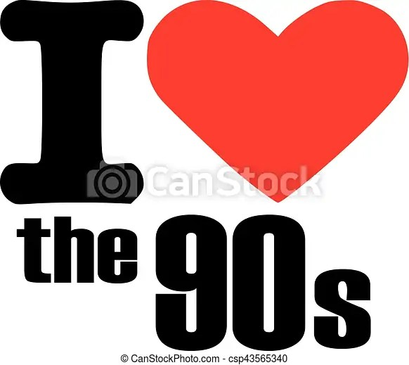 Download I love the 90s.