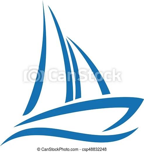 Sailing Ship Logo Design Yacht Logo Logo For A Travel