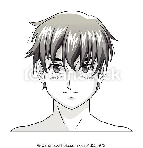garcon comique figure manga anime