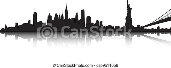 new york paysage
