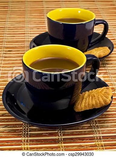 tasses cafe deux