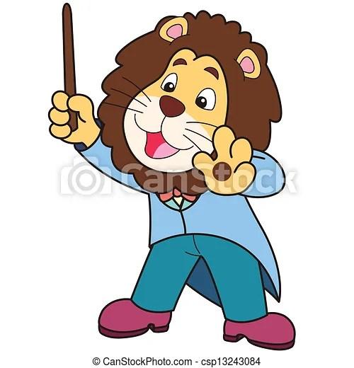獅子, 獅子, 獅子, 荒野, 獅子, 一起跳舞 剪圖Clipart | 849020 | Fotosearch