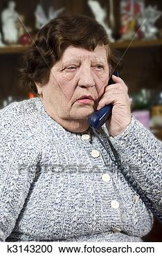 Stock Photography - elderly woman<br /><br /><br /><br /><br /><br /> speaking at phone.<br /><br /><br /><br /><br /><br /> fotosearch - search<br /><br /><br /><br /><br /><br /> stock photos,<br /><br /><br /><br /><br /><br /> pictures, wall<br /><br /><br /><br /><br /><br /> murals, images,<br /><br /><br /><br /><br /><br /> and photo clipart