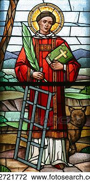 Stock Photo - Saint Lawrence of Rome. Fotosearch - Search Stock Photography, Print Pictures, Images, and Photo Clip Art