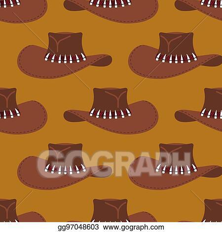 cowboy hat pattern # 77