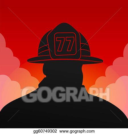 fireman silhouette clip art # 44