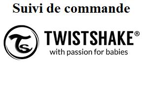twistshake suivi de commande comment