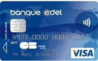 carte banque edel