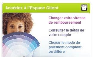 espace client disponis