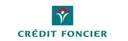 logo crédit foncier immobilier