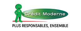 logo crédit moderne