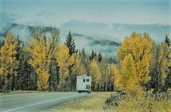vacances en camping car