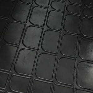 tapis pour cabine approfondie de ford transit custom