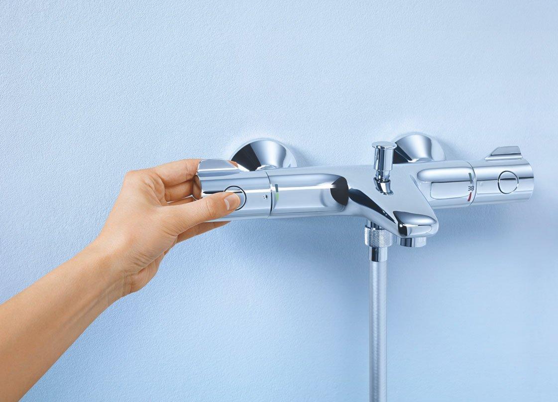 installer un mitigeur de baignoire