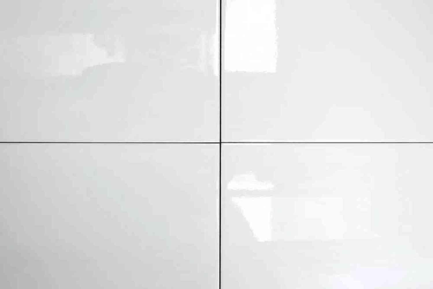 carrelage 15x20 blanc brillant
