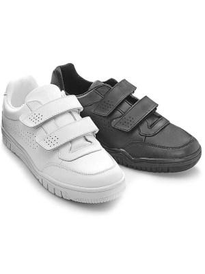 Chaussures de détente cuir lisse