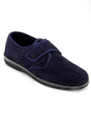 chaussons à scratch pour pieds forts