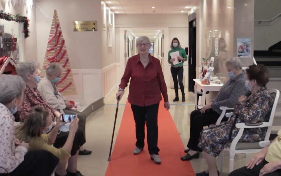 Video Défilé au domaine de l'Hippodrome