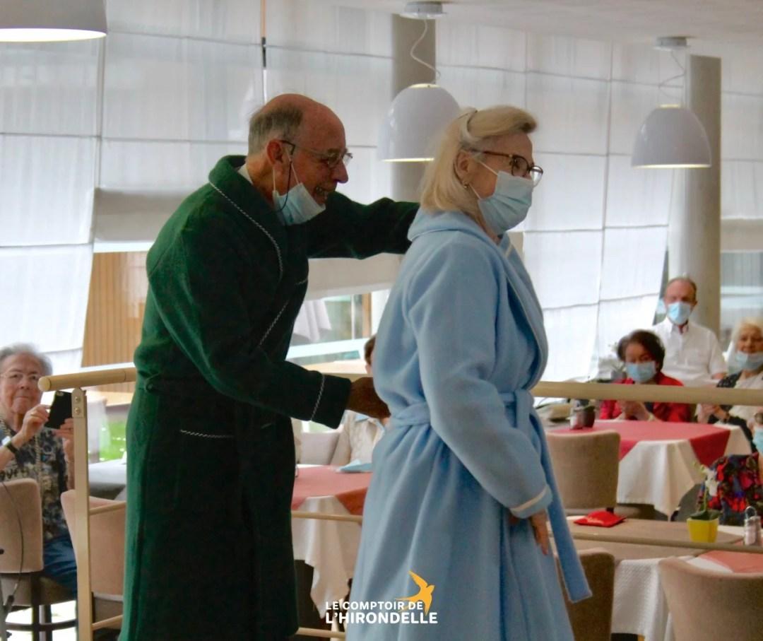 Défilé de mode : Les Nouvelles Sylphides à Tourcoing
