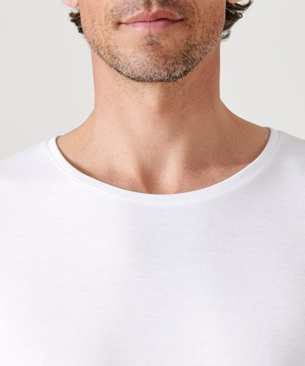Le tee-shirt THERMOL homme blanc