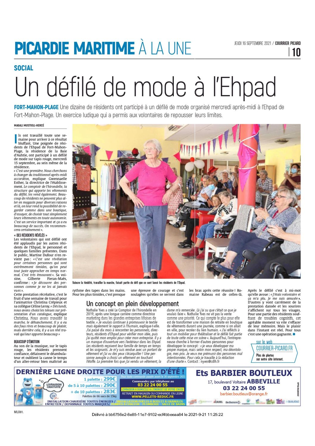 Courrier Picard -