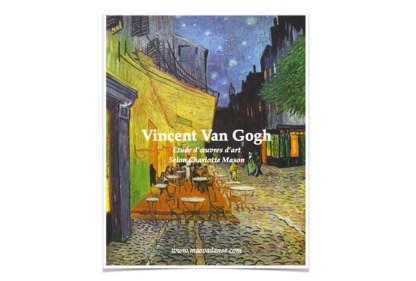 Van gogh étude art