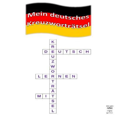 mots croisés allemands