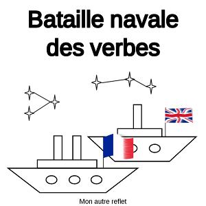 bataille navale verbes français anglais