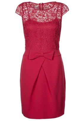 Robe Morgan rouge 85€