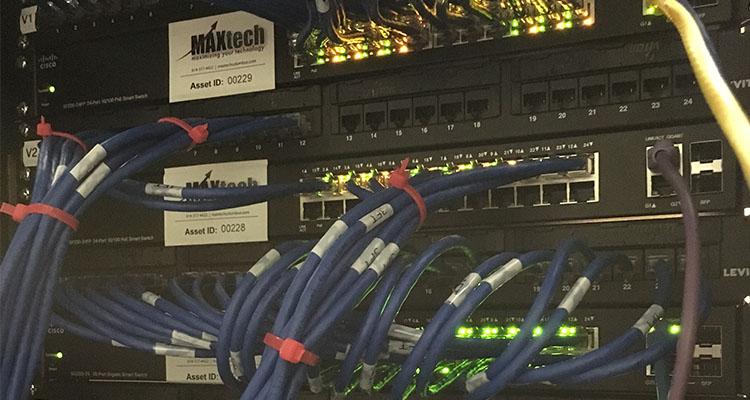 maxtech server