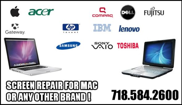 Laptop Screen Repair for all Brands, Computer Settings, Inc.