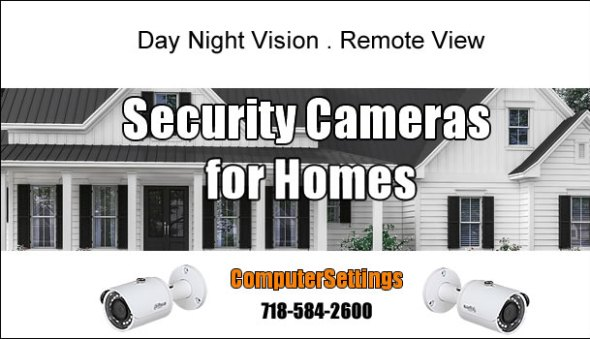 Security Camera Installation For Private Homes