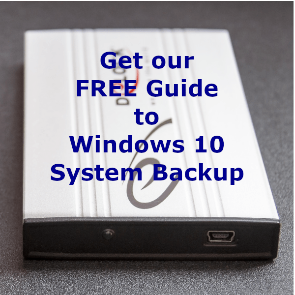 Free Guide to Windows 10 System Backup