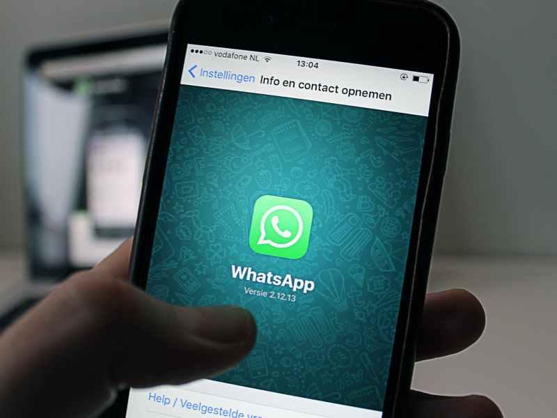 Le problème WhatsApp !