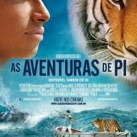 As Aventuras de Pi - Vencedor do Oscar de Melhores Efeitos Visuais de 2013