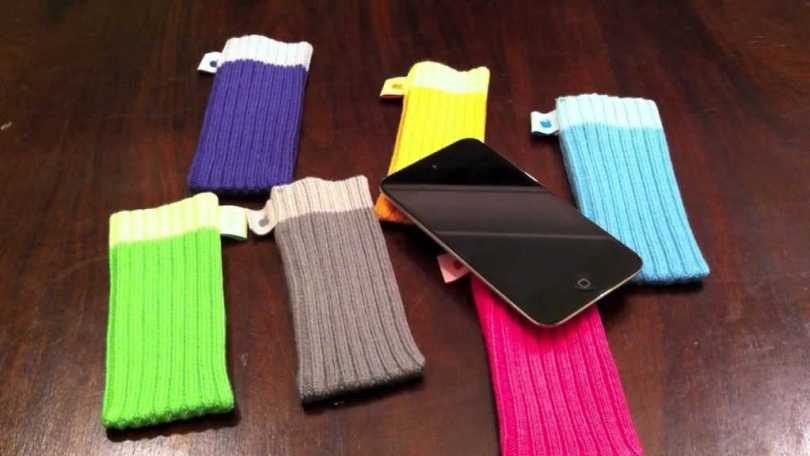 Calcetines para iPod