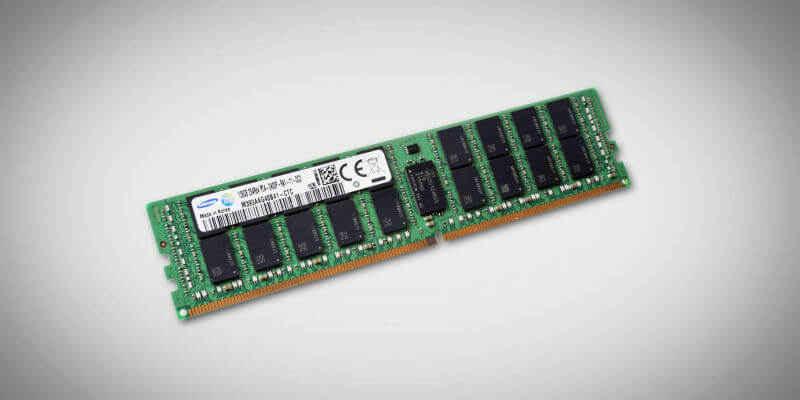 Memoria RAM DRAM DDR4