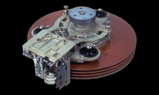 Winchester disco duro 1973
