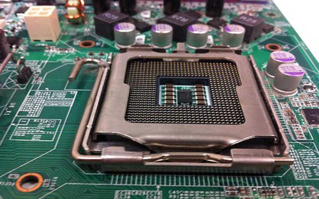 Zócalo de la CPU