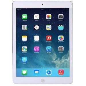 Apple iPad Air 2 MH2N2LL/A Wi-Fi Cellular 64GB - White & Silver Refurbished