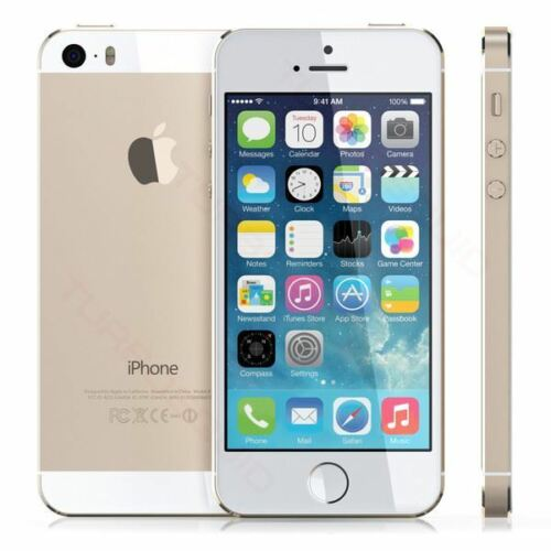Apple iPhone 5s 16GB Space Gray for T-Mobile A1533 5