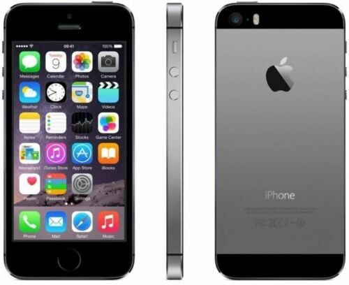 Apple iPhone 5s 16GB Space Gray for AT&T 4