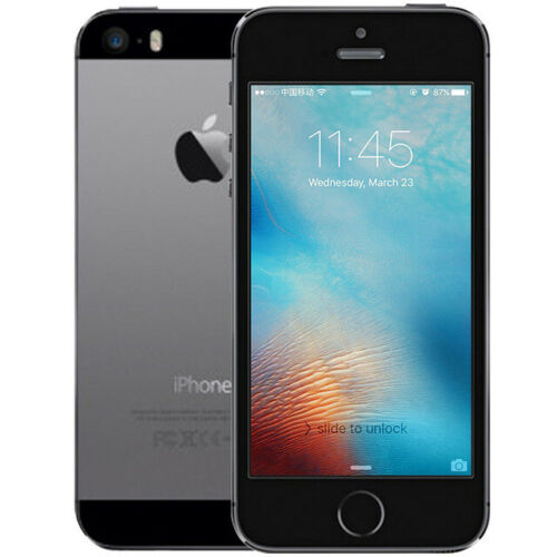 Apple iPhone 5s 16GB Space Gray for T-Mobile A1533 2